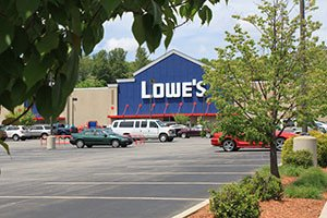 Lowes Home Improvement Center